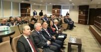 TRAKYA - Trakya Üniversitesinden İşçi-İşveren Buluşmasına Büyük Destek