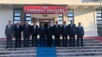 Tunceli'de İZDES Toplantısı