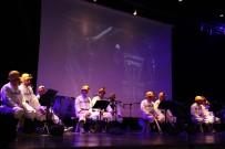ZONGULDAK VALİSİ - Türkiye'nin İlk Madenci Korosundan Muhteşem Konser