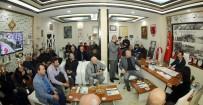 MECLİS ÜYESİ - Yabancılar Pazarı Esnafından Başkan Tok'a Destek