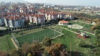 ÇAY BAHÇESİ - 5 Mahallenin Yeni Park Ve Sosyal Alanları Hazır