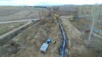 Afyonkarahisar'da Cep Telefonu İle Kontrollü Tarımsal Sulama