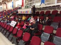BEDENSEL ENGELLILER - Anaokulu Öğrencileri Bedensel Engelliler Voleybol Maçını İzledi