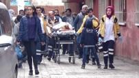 Anne İle Kızı Bacaklarından Vuruldu