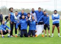 LEFTER KÜÇÜKANDONYADİS - Antalyaspor, Bursaspor Hazırlıklarına Başladı