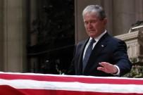 BARACK OBAMA - Baba Bush İçin Devlet Töreni Düzenlendi
