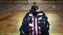 BARACK OBAMA - Baba Bush Son Yolculuğuna Uğurlanıyor