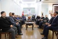 SELAHATTIN GÜRKAN - Başkan Gürkan STK Temsilcileri İle Bir Araya Geldi
