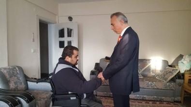 Başkan Öztürk Açıklaması 'Engelli Vatandaşlarımızın Sorunlarına Çözüm Bulmak Temel Hedefimiz'