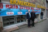 FIRINCILAR - Başkan Saraçoğlu'ndan Ekmek Fiyatı İndirimine Destek