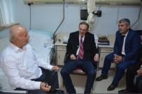 CÜNEYT EPCIM - Başkan Vekili Epcim'den Kanaat Önderi Adıyaman'a Ziyaret