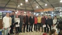 SEDAT BÜYÜK - Başkan Yalçın Başarılı Sporcuları Tebrik Etti