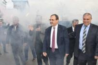 HELAL - Başkan Zihni Şahin'den Halk Otobüsçülerine 'Plaka' Müjdesi
