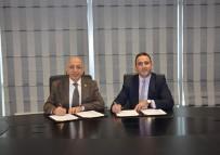 MAHMUT ŞAHIN - 'Beklenen Hizmet İçin' Projesinin Teknik Destek Sözleşmesi İmzalandı