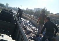 TÜRKİYE KÖMÜR İŞLETMELERİ - Beytüşşebap'ta Kömür Yardımı Yapıldı