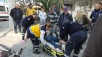 Burhaniye'de Motosiklet Kazaları Bitmiyor