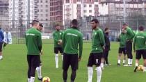 OKAN BURUK - Çaykur Rizespor'da Gözler Galatasaray Maçına Çevrildi