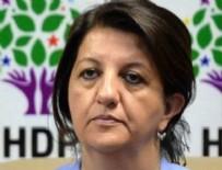 PERVIN BULDAN - HDP'den CHP'ye destek açıklaması