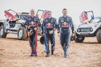 RED BULL - Dakar Rallisi'ne Geri Sayım Başladı