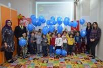 ÖĞRENCİ VELİSİ - Denizli'de Miniklere 'Sağlıklı Beslenme Ve Gıda Hijyeni' Eğitimi