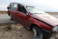 Diyarbakır'da Trafik Kazası Açıklaması 3 Yaralı
