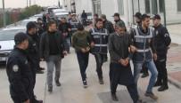Dolandırıcıyı Yakalayan Polise Saldıran 16 Kişi Adliyeye Sevk Edildi
