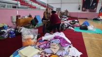 Edirne'de Sel Mağdurlarına Yardım