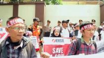 MYANMAR - Endonezya'da Arakanlı Müslümanlara Destek Gösterisi