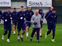 ALPER POTUK - Fenerbahçe, Giresunspor Hazırlıklarını Tamamladı
