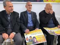 KIZILHAÇ - Filistinliler Batı Şeria'da İsrail'i Protesto Etti