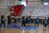 MUSTAFA DOĞAN - Genç Kızlar Basketbol Müsabakaları Başladı