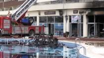 RAHMI DOĞAN - GÜNCELLEME 3 - Hatay'da Otelde Yangın