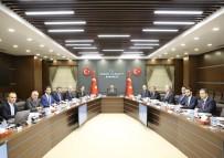 POLITIKA - Hazine Ve Maliye Bakanlığı Açıklaması 'Para Ve Maliye Politikalarında Sıkı Duruşa Devam Edilecek'