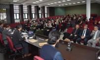 MÜFTÜ YARDIMCISI - İlahiyat Fakültesi Öğrencileri Hadis Ezberlemede Yarıştı