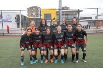 GENÇLERBIRLIĞI - Kadınlar 3. Futbol Ligi'nde Kayseri Haftası