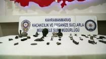 HELENISTIK - Kahramanmaraş'ta Tarihi Eser Operasyonu