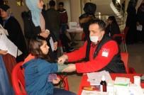 Kampüste Kan Bağışı Kampanyası