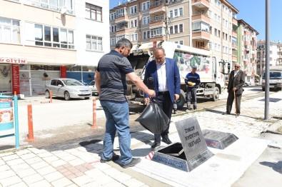 Kastamonu'da Tüm Çöp Konteynırları Yer Altına Alınacak