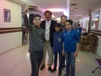 Kastamonulu Müslüm Baba, 'Müslüm' Filmini İzledi