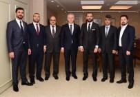 KİTSO Başkanı Celkanlı'dan Vali Gül'e Ziyaret
