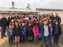Köy Okullarında Okuyan Öğrencilerin Tıraş Keyfi