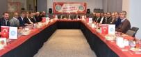 BEKIR YıLDıZ - KTO Yüksek İstişare Kurulu Üyeleri Bir Araya Geldi