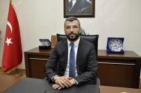 HAKAN ALTUN - MMO Konya Şube Başkanı Altun, Dünya Mühendisler Günü'nü Kutladı