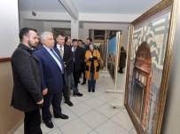 AHMET KELEŞOĞLU - NEÜ'de Anadolu Selçuklu Mimarisine Ait Eserlerin Resimleri Sergilendi