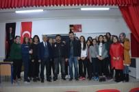 PROPAGANDA - Niksar'da 'Gençlik Ve Güvenli Gelecek' Semineri Verildi