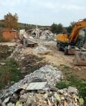 OSMANGAZI BELEDIYESI - Nilüferköy'de Kaçak İnşaat Yıkıldı