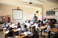ÇEVRE KIRLILIĞI - Öğrencilere Temizlik Ve Çevre Bilinci Aşılanıyor