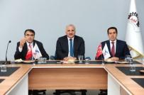MURAT ZORLUOĞLU - OSB Başkanı Aslan'dan Vali Zorluoğlu'na Teşekkür