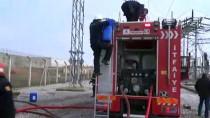 TÜRKIYE ELEKTRIK İLETIM - OSB'de Patlayan Trafo Yangına Neden Oldu