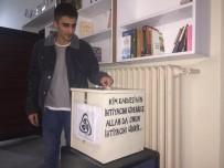 SADAKA - Osmanlı'nın Unutulan İnceliği 'Sadaka Taşı' Bu Okulda Yaşatılıyor